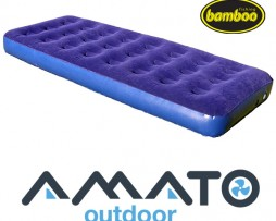 Colchon inflable Bamboo 1 plaza