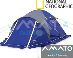 Carpa National Geographic Rockport 3 personas