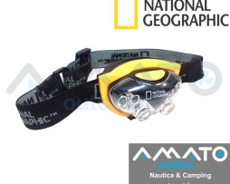 Linterna Frontal Led National Geographic