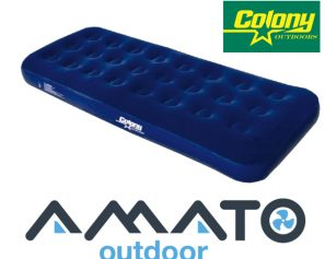 Colchon Inflable Colony 1 plaza