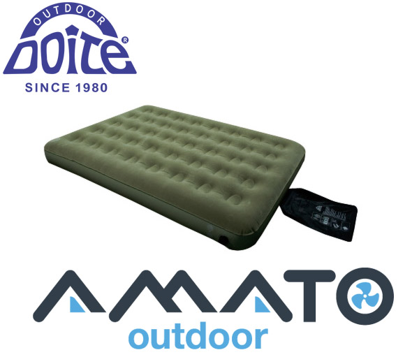 Colchon inflable doite clarion doble 2 plazas amato outdoor camping y n utica san justo - Colchones inflables camping ...