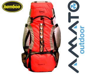 Mochila Bamboo Expedition 75 lts
