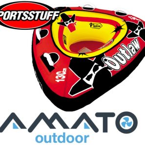 Inflable Sportsstuff Outlaw 1 persona