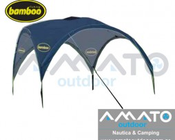 Gazebo Bambo Round Point
