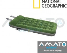 Colchon Inflable National Geographic Alpes Twin 1 1/2 plaza
