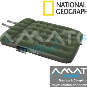 Colchon Inflable National Geographic Alpes Doble 2 Plazas