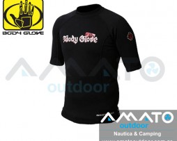 Remera Body Glove Isotherm Manga Corta