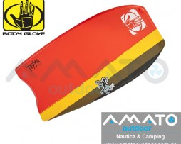 Barrenador Body Glove T Rasta 41.5 Bodyboard