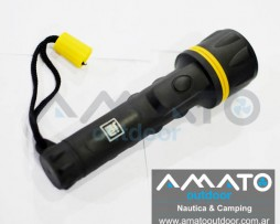 Linterna 3 Leds Alta Luminosidad Waterproof