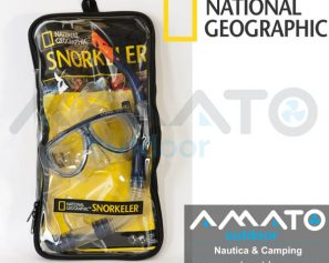 Set Mascara Snorkel National Geographic 2 piezas