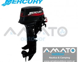 Motor Mercury 15 hp 2t Super 15M