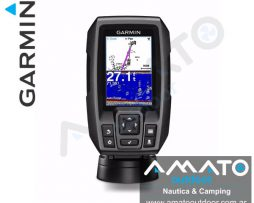 Ecosonda Gps Garmin Striker 4